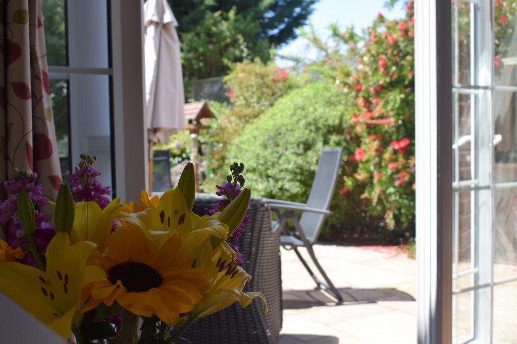 Respite Care Devon in award winning Exmouth care home